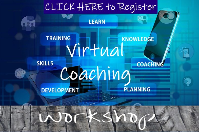 how to become a virtual coach workshop